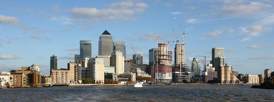 London, Skyline, City, Architecture, Buildings, Capital