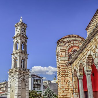 Church, Belfry, Architecture, Tower, Orthodox