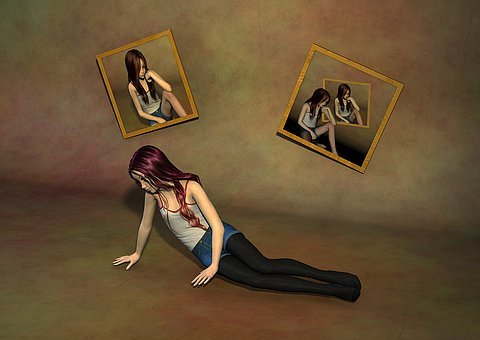 Teen, Girl, Sitting, Room, Images, Picture Frame