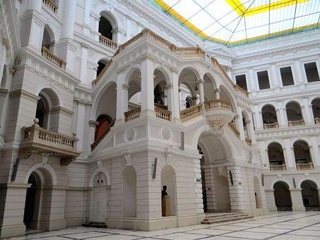 Polytechnic Institute, The Edifice, Main