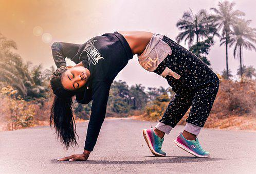 Fitness Woman, Ninja, Wow, Fitness, Athlete, Sport
