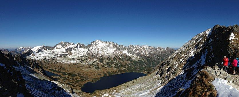 Landscape, Mountains, Nature, Tatry