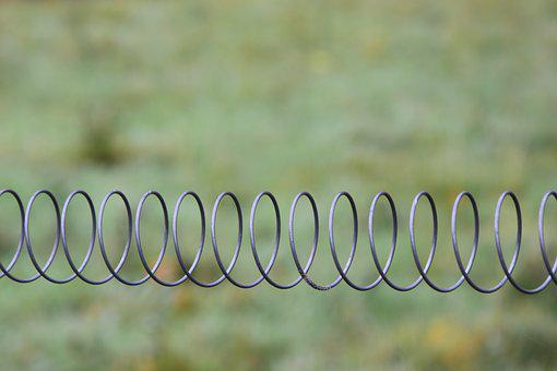 Wire, Fence, Metal, Limit, Wire Fence