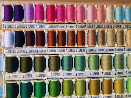 Sew, Wire, Sewing, Thread, Fashion, Needle, Work