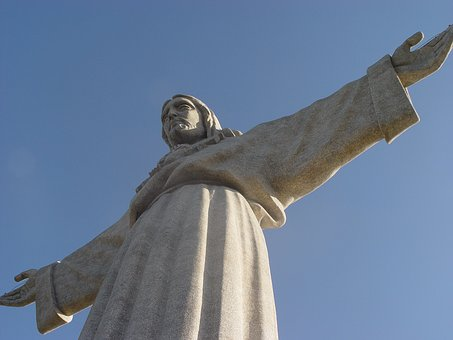 Christ The King, Almada, Monument, Architecture
