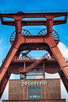 Zollverein, Bill, Industrial, Eat, Zeche Zollverein