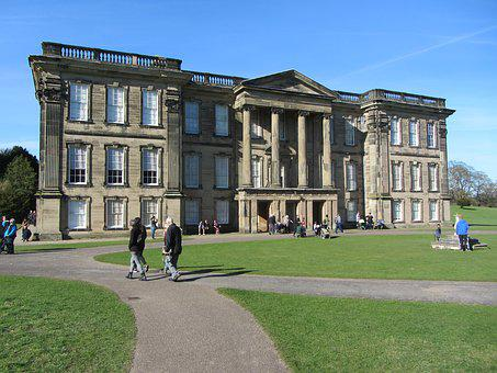 Calke Abbey, Derbyshire, National Trust, House, History