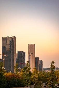 Guizhou, Guiyang, Zhongtian Exhibition City