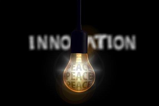 Innovation, Harmony, Pear, Enlightenment, Light, Lamp