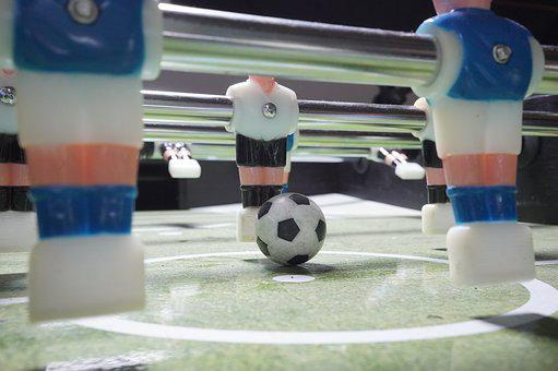 Football, Players, Play, Sport, Football Pitch