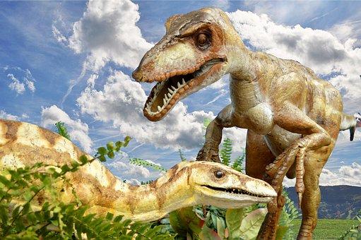 Dinosaurs, Lizards, Jurassic, Reptiles