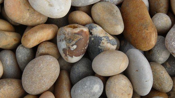 Beach, Pebble Beach, Stones, Pebble, England