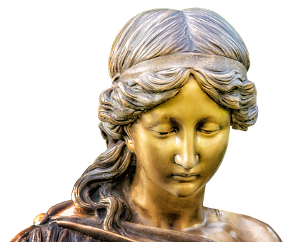 Angel, Woman, Female, Statue, Figure, Angel Face