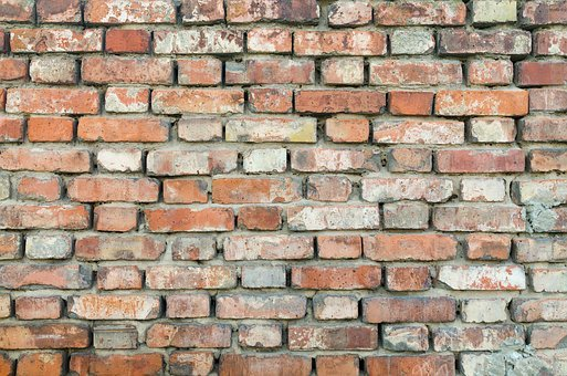 Wall, Old, Texture, Block, Grunge, Brick, Rough