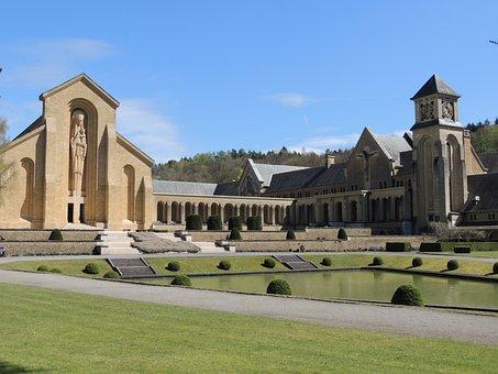 Abbey, All Saints, Monastery, Church, Building