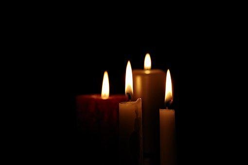 Candle, Light, All Souls ' Day, Memory, The Tomb Of