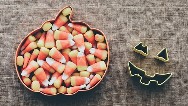 Halloween Candy, Candy, Candy Corn, Halloween, Treats