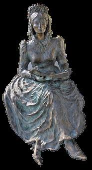 Sissi, Empress, Empress Sissi, Bronze Statue