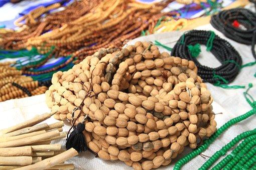 Beads, Masbaha, Arab, Arabic, Holy, Islam, Islamic
