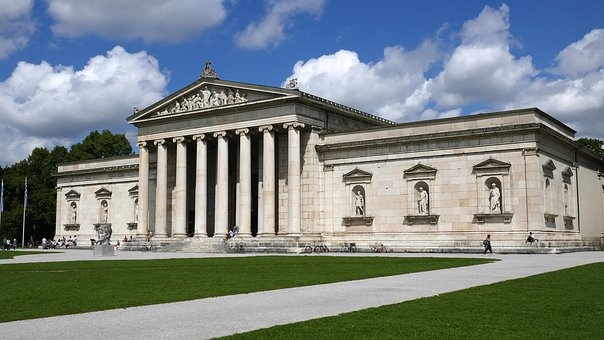 Königsplatz, Munich, Museums, Gallery