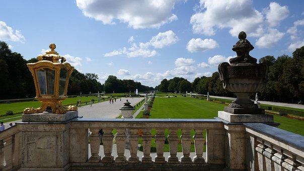 Castle, Nymphenburg, Recreational Area