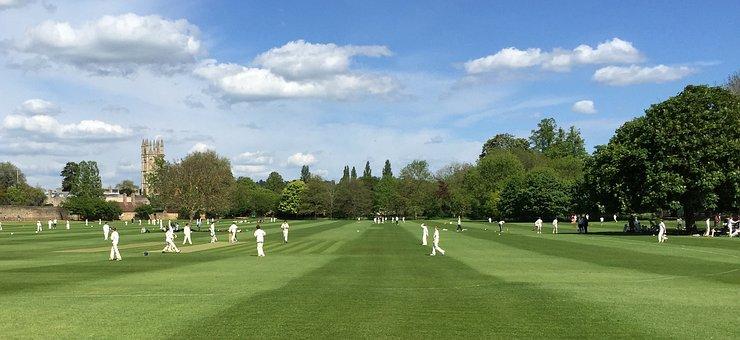 Uk, Oxford, Cricket, British, Oxfordshire, College