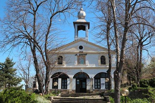 Church, Svishtov, Bulgaria, Christ, Christian