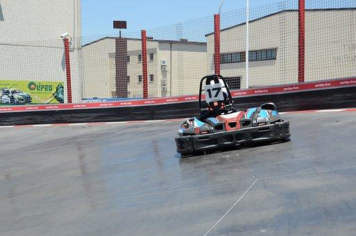Karting, Circuit, Engine