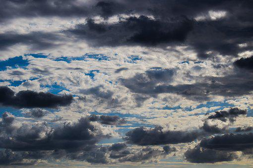 Clouds, Sky, Nature, Weather, Autumn, Cloudy