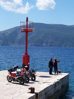 Motorcycle Tours, Croatia, Island Of Krk