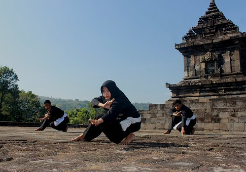 Silat, Temple, Culture, Traditional