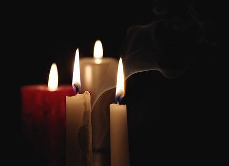 Candle, The Flame, Memory, Light, Eternity, Fire, Glow