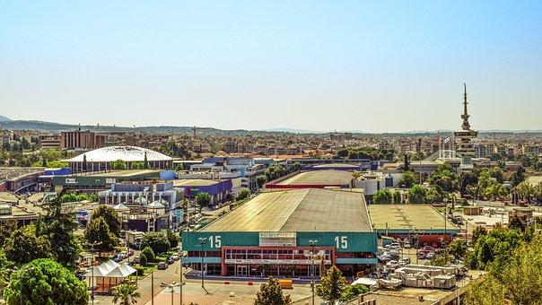 Greece, Thessaloniki, International Exhibition Center