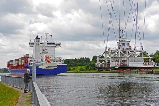 North America, Rendsburg, Transporter Bridge