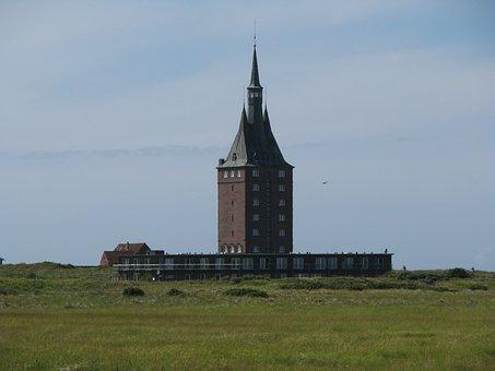 Wangerooge, East Frisia, Lighthouse