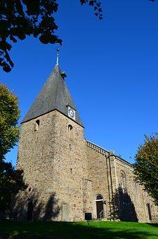 Church, Religion, Protestant, Almena, Extertal