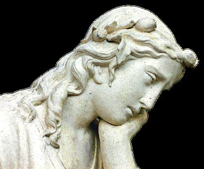 Angel, Woman, Female, Statue, Figure, Angel Figure