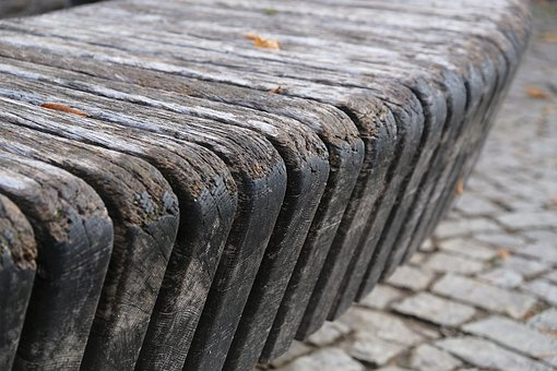 Bank, Bench, Wooden Bench, Seat, Rest, Break, Sit, Wood