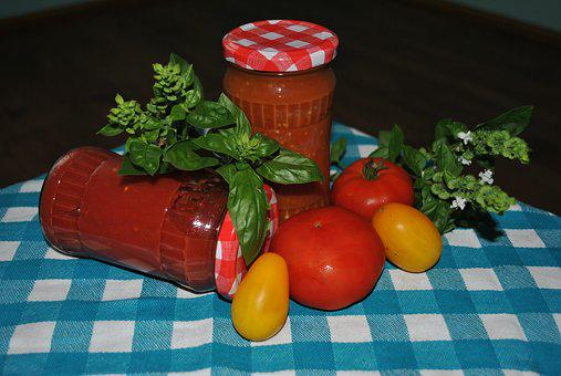 Tomato, Food, Sauce, Healthy, Delicious, Vegetable
