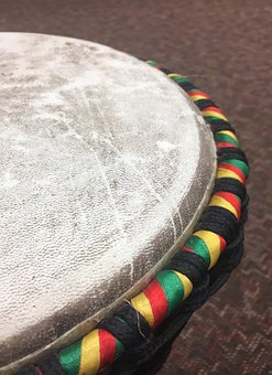 Drum, Djembe, Instrument, African, Music, Percussion