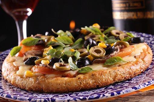 Pizza, Pizza Shop, Italian Food, Food