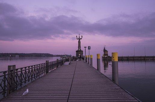 Constance, Lake Constance, Web, Port, Lake, Germany