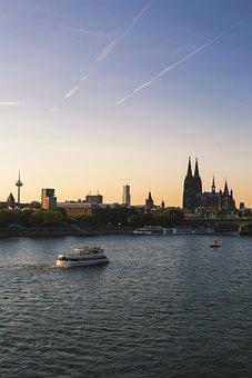 Cologne, Cologne Cathedral, Landmark, Dom, Germany