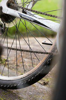 Bike, Detail, Wheel, Macro, Bicycle, Cycle