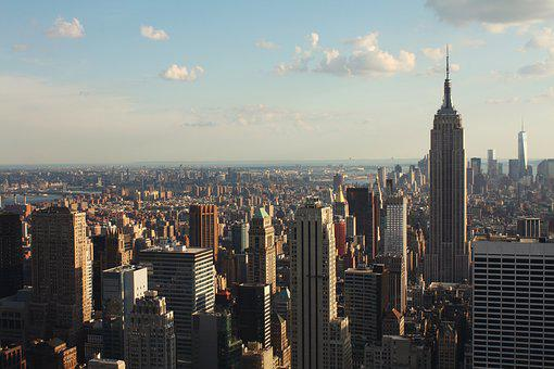 City View, Empire State Building, New York City