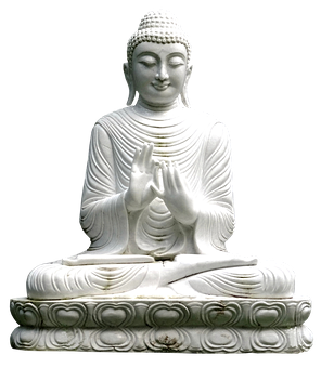 Buddha, Pray, Figure, Stone, Temple, Buddhism, Religion