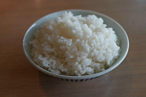 White Rice, Japanese Meal, Restaurant, Cuisine