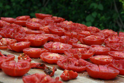 Tomatoes, Sun-dried Tomatoes, Use Dried Apricots Tomato
