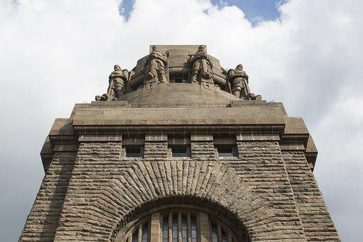 Leipzig, Monument, Völkerschlachtdenkmal