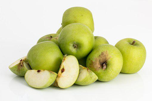 Apple, Fruit, Green, Healthy, Fresh, Diet, Nutrition